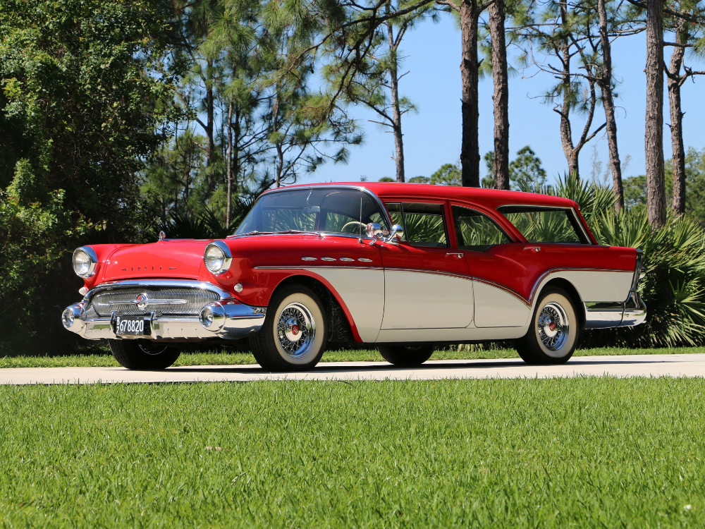 1957 Buick Special Estate Wagon In 2020