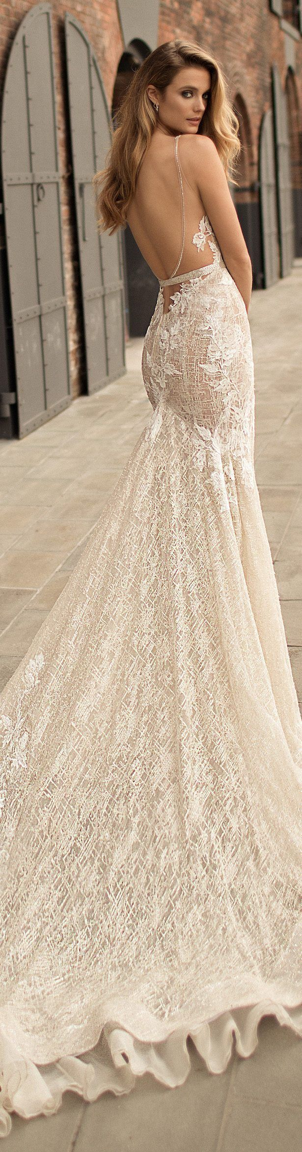 Berta wedding dress collection spring in karim