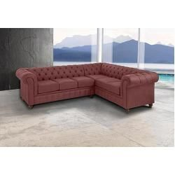 Photo of Premium collection by Home affaire Ecksofa Chesterfield Home AffaireHome Affaire