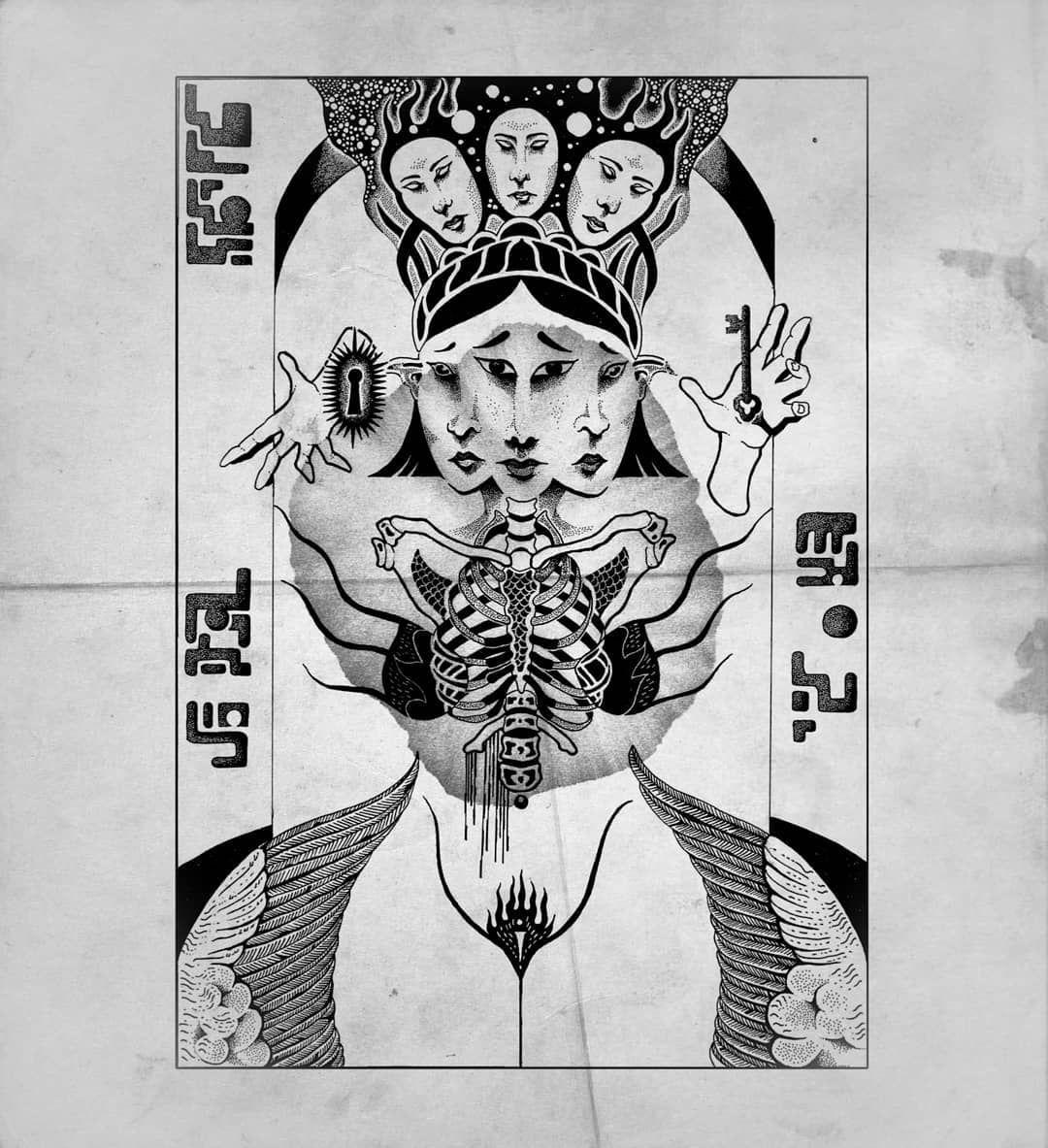 Variable prediction for only unknown (pen&crayon). . #blackworknow #iblackwork #dotworknow #blackwork #blackworktattoo #artwork #darkart #blackworkillustrations #darkartwork #drawing #illustration #skulltattoo #skullart #penandinkartt #dotworknow #art_dailydose #arts_help #darkillustrations #drawing #sketch
