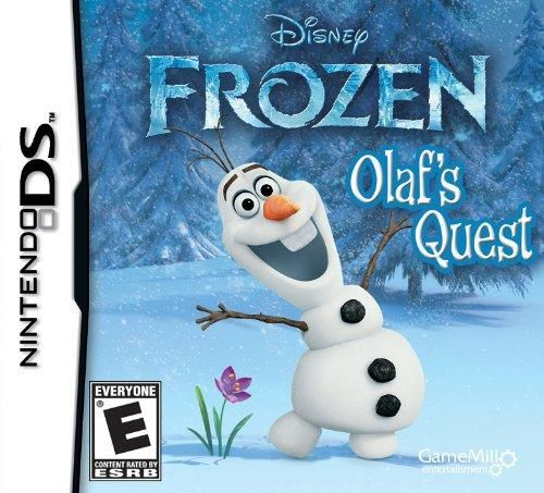 Frozen: Olaf's Quest - Nintendo DS