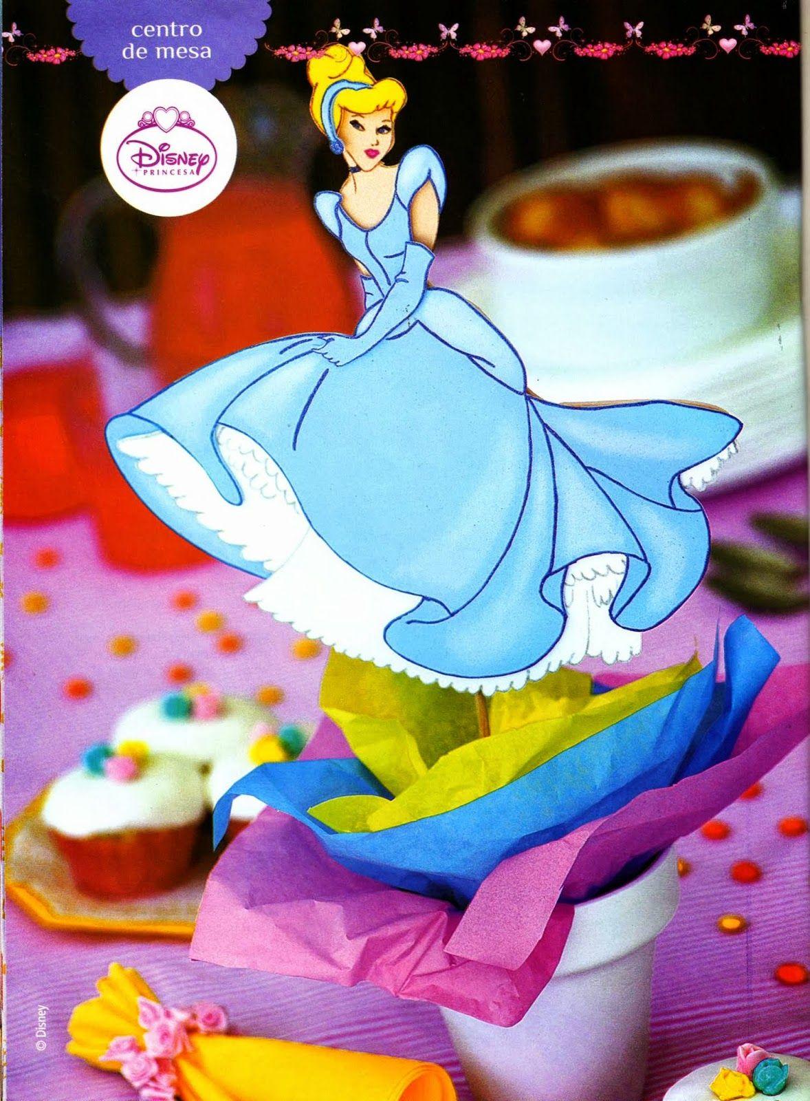 Souvenir para fiestas de princesas - Revistas de manualidades gratis
