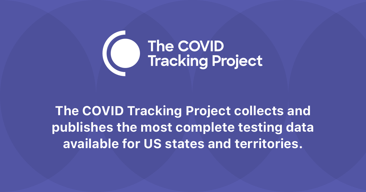 US Historical Data | The COVID Tracking Project