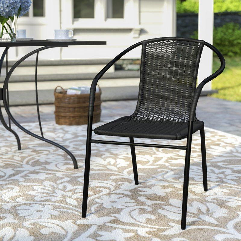 Acadian Stacking Patio Dining Chair Patio Dining Chairs Patio Rocking Chairs Outdoor Dining Chairs