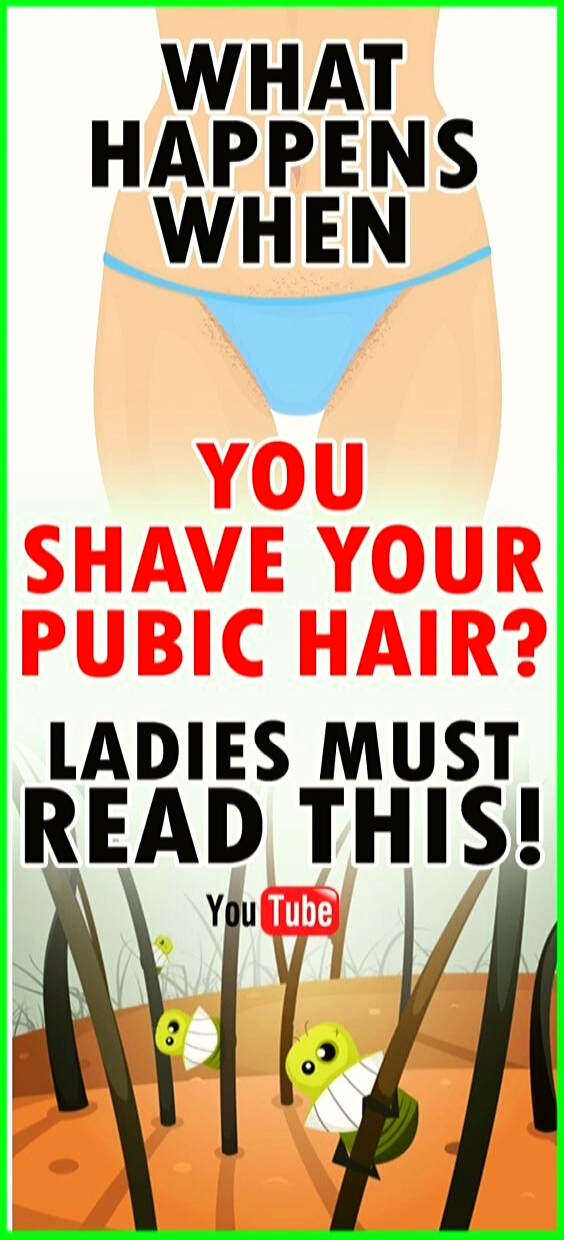 For All The Ladies Who Shave Their Body