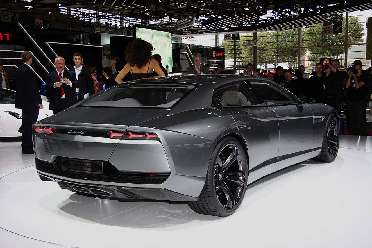 lamborghini estoque - back view | cars and motorcycles | pinterest