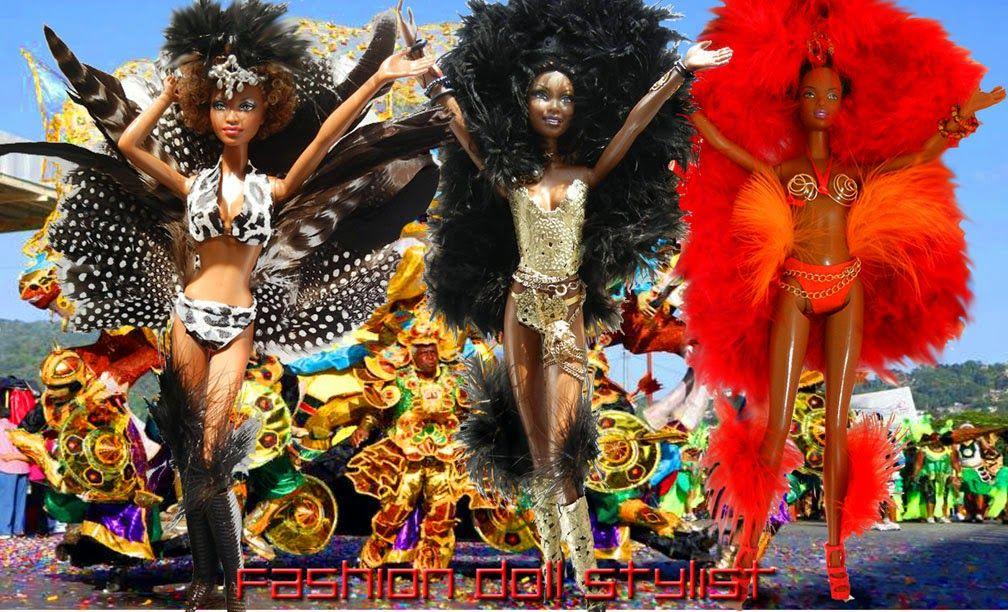 Fashion Doll Stylist- Carnival 2015
