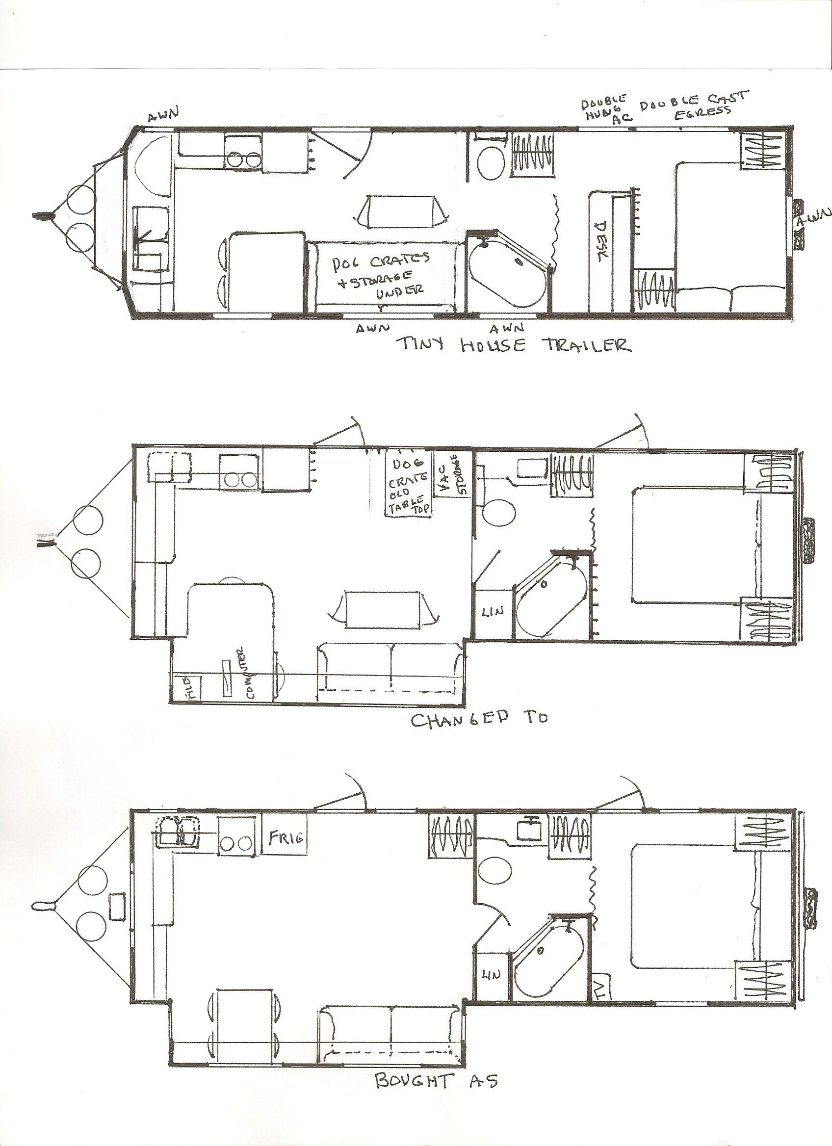 Tiny House Pesquisa Do Google Tiny House Trailer Plans Tiny House Trailer Tiny House Plans