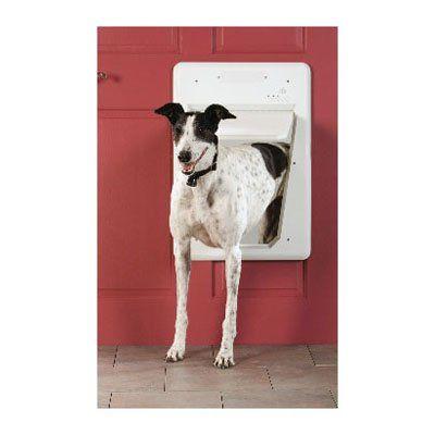 Have To Have It Petsafe Smart Door Storm Door Dog Door 11999