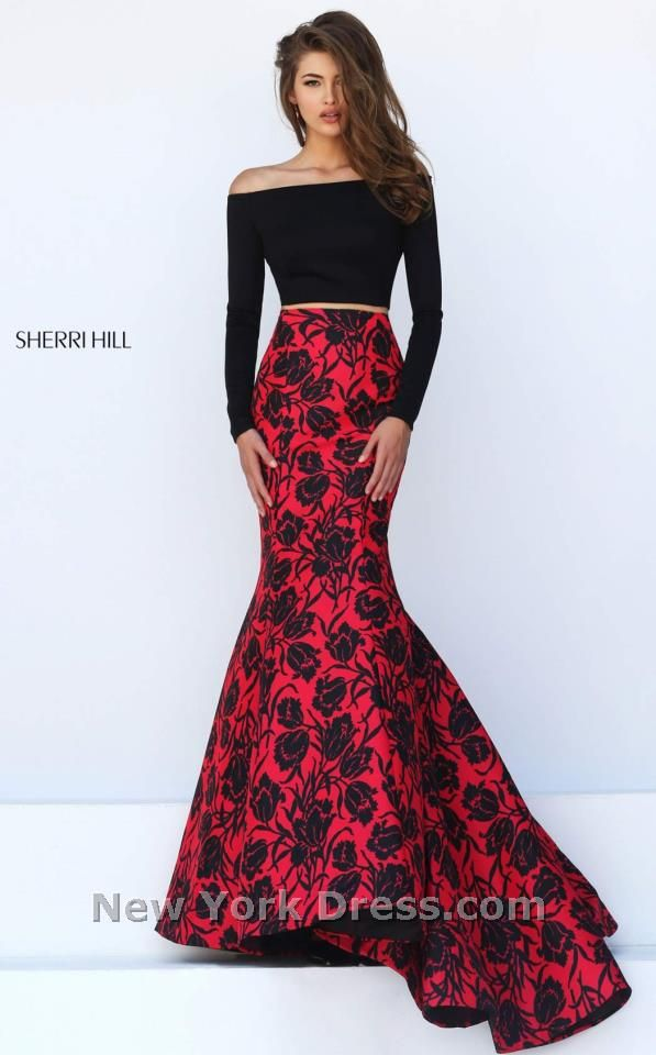 Sherri Hill 50127 Dress - NewYorkDress.com | Mrs montana | Pinterest