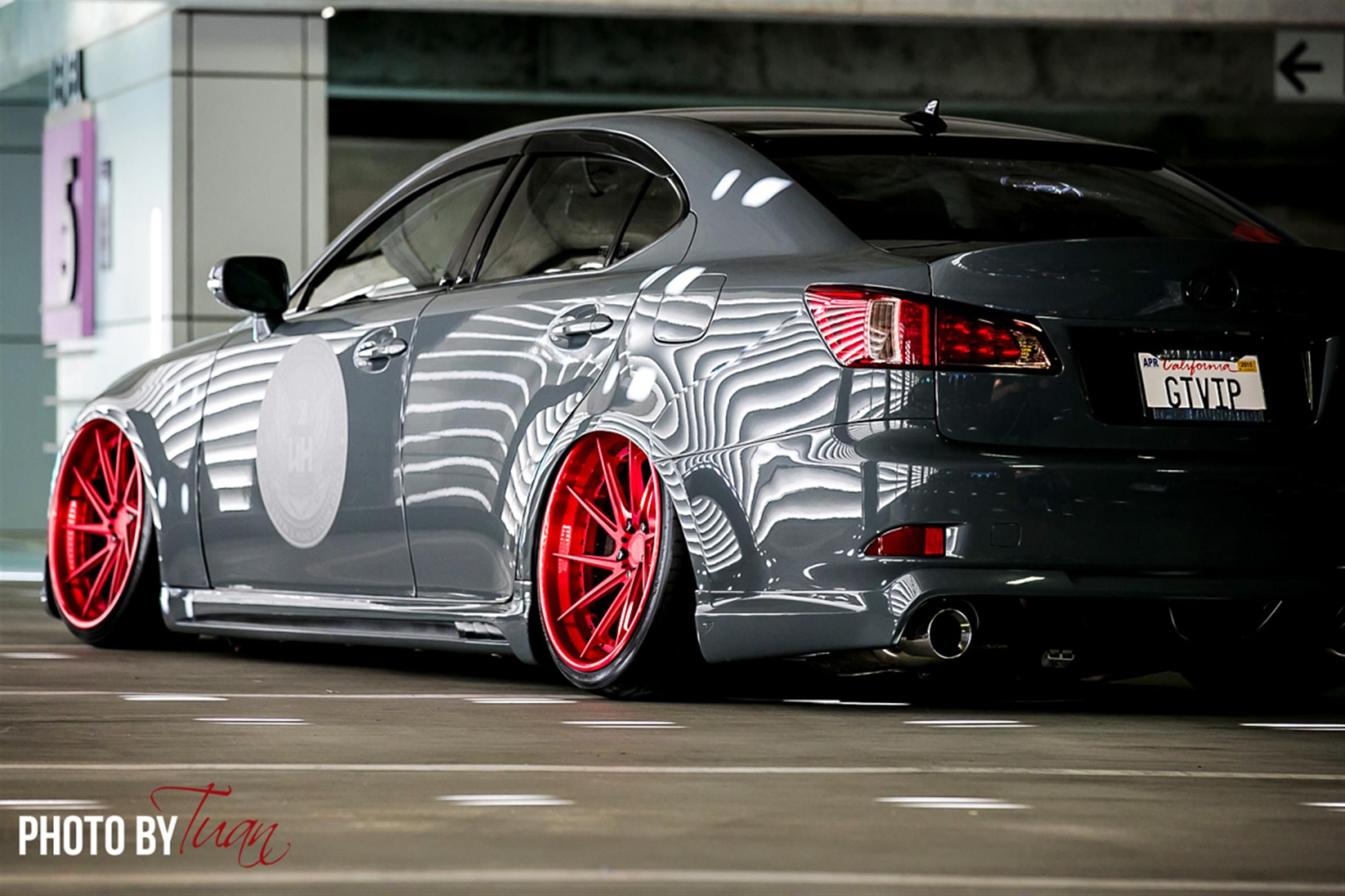 2008 Lexus IS 350 by Sonic Motorsports in San Jose CA