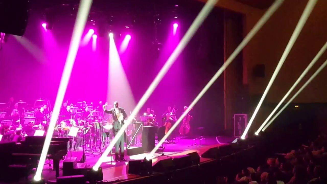 Estar enamorado - Raphael en Teatro El Silo de Pozoblanco