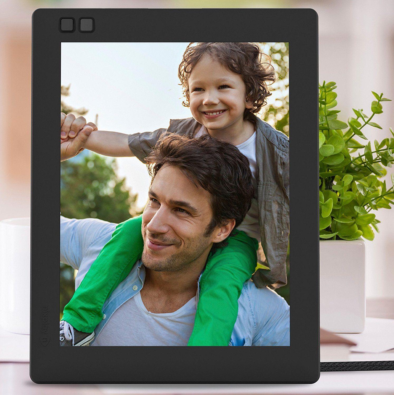 Amazon.com : Nixplay Seed 10 WiFi Digital Photo Frame - Black ...