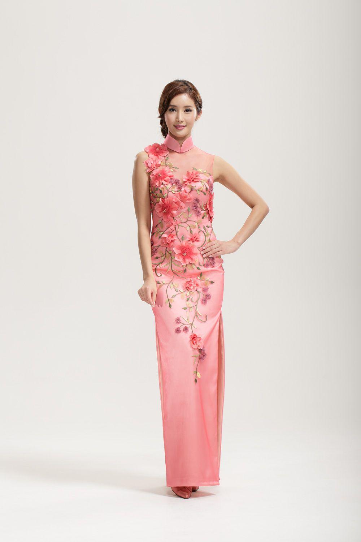 QP0001 - Olivia Couture   Modern Chinese Wedding Dress   Pinterest ...