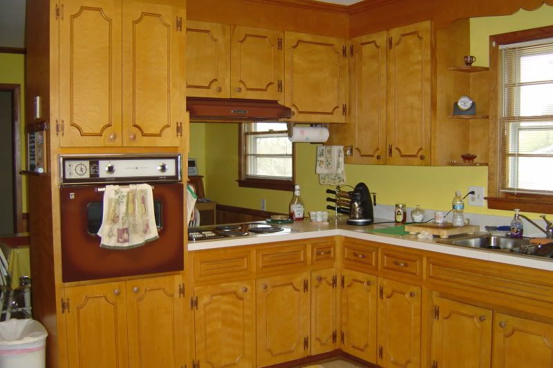 1960's kitchen partial remodel - do you still have your cabinets