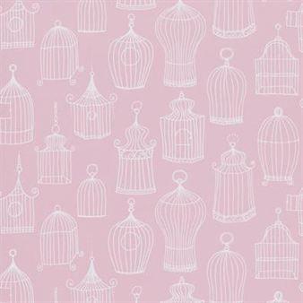 Celine-tapetissa on herkkä kuvio, joka sopii hyvin lastenhuoneeseen! Valittavissa neljä eri sävyä, jotka sopivat sekä tytöille että pojille.