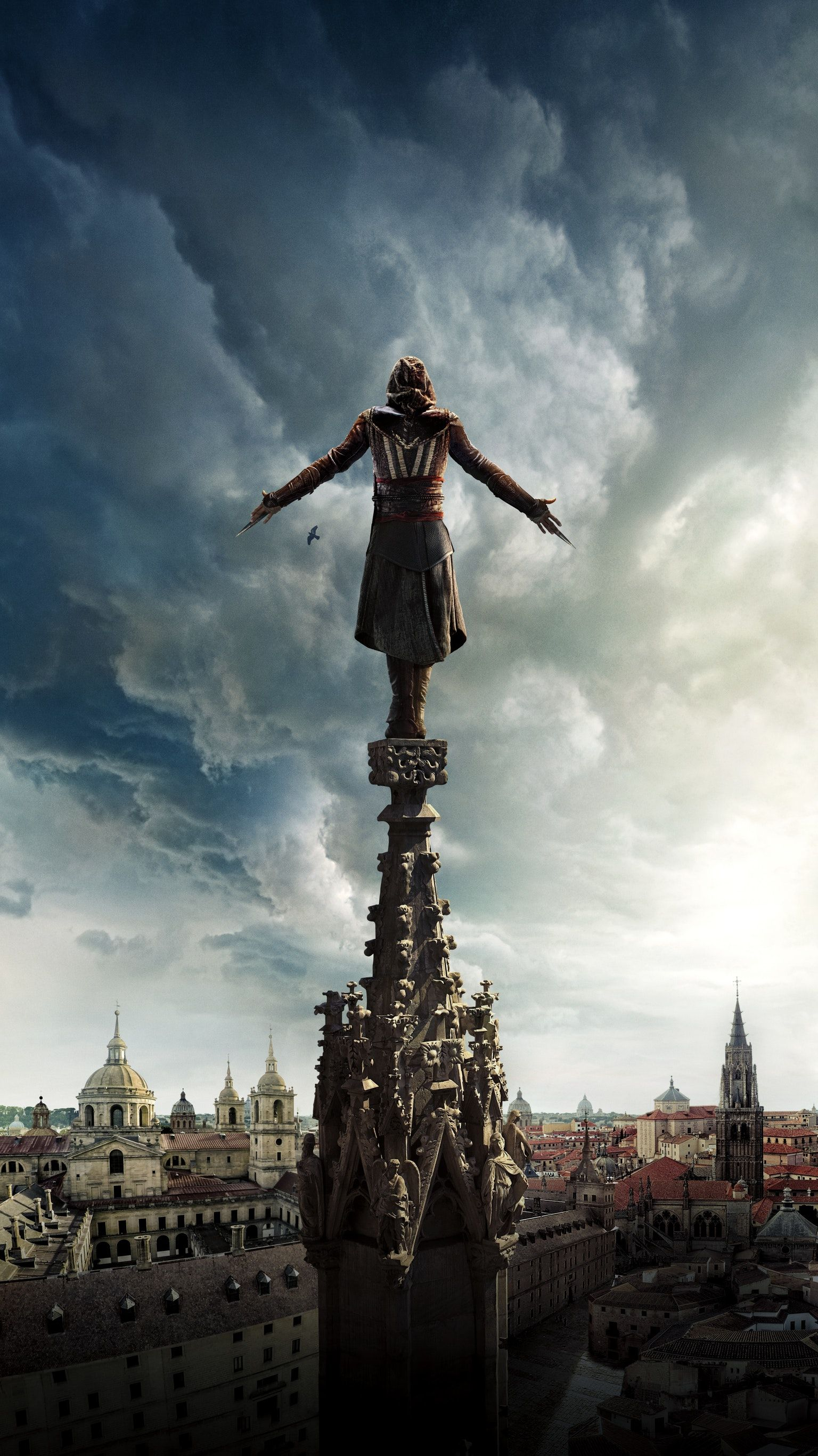 Assassin's Creed (2016) Phone Wallpaper Creed movie