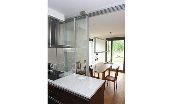 Bildergebnis für Raumtrenner küche Esszimmer Küche Pinterest - küche mit esszimmer