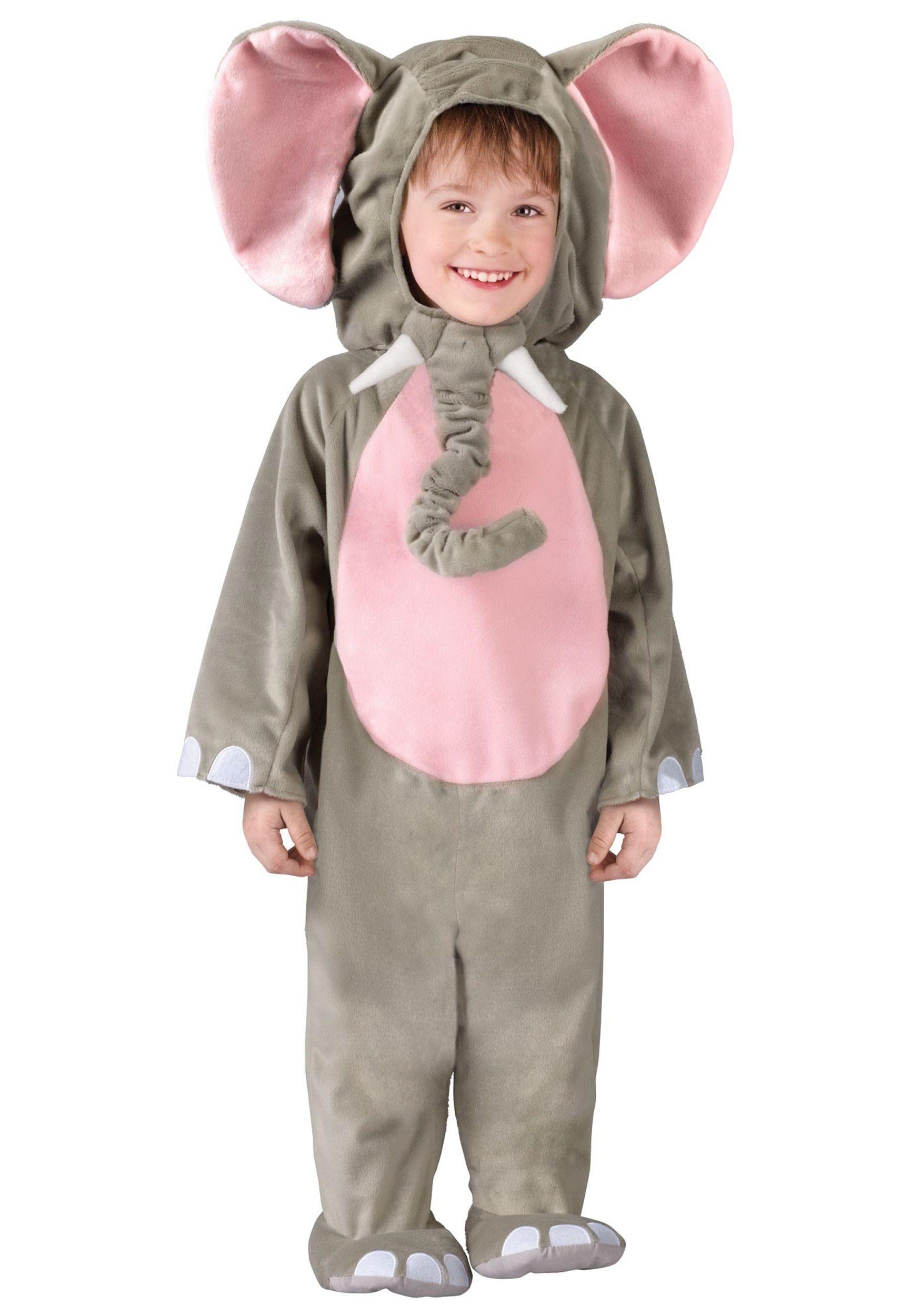 Toddler Elephant Costume | Boys Halloween Costumes | Pinterest ...