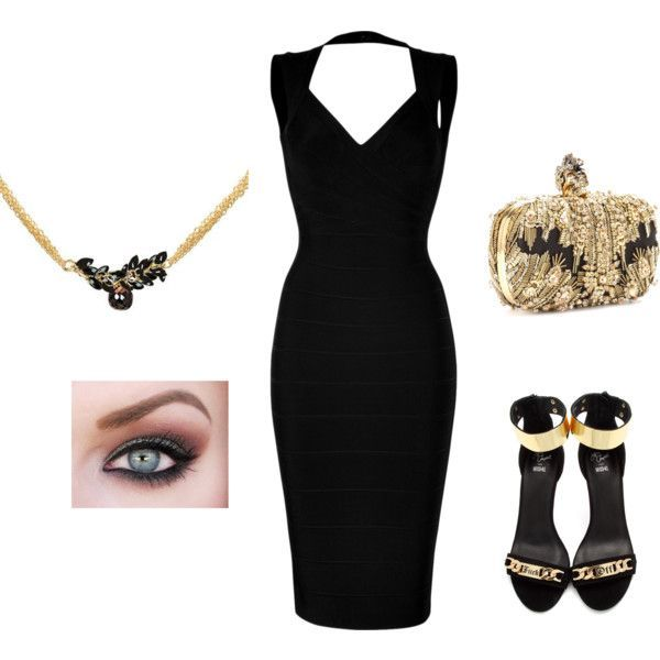 18 Sexy and Elegant Valentineu0026#39;s Day Polyvore Combinations ...