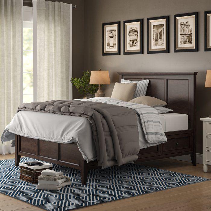 Calila Storage Platform Bed Bedroom Sets Platform Bed