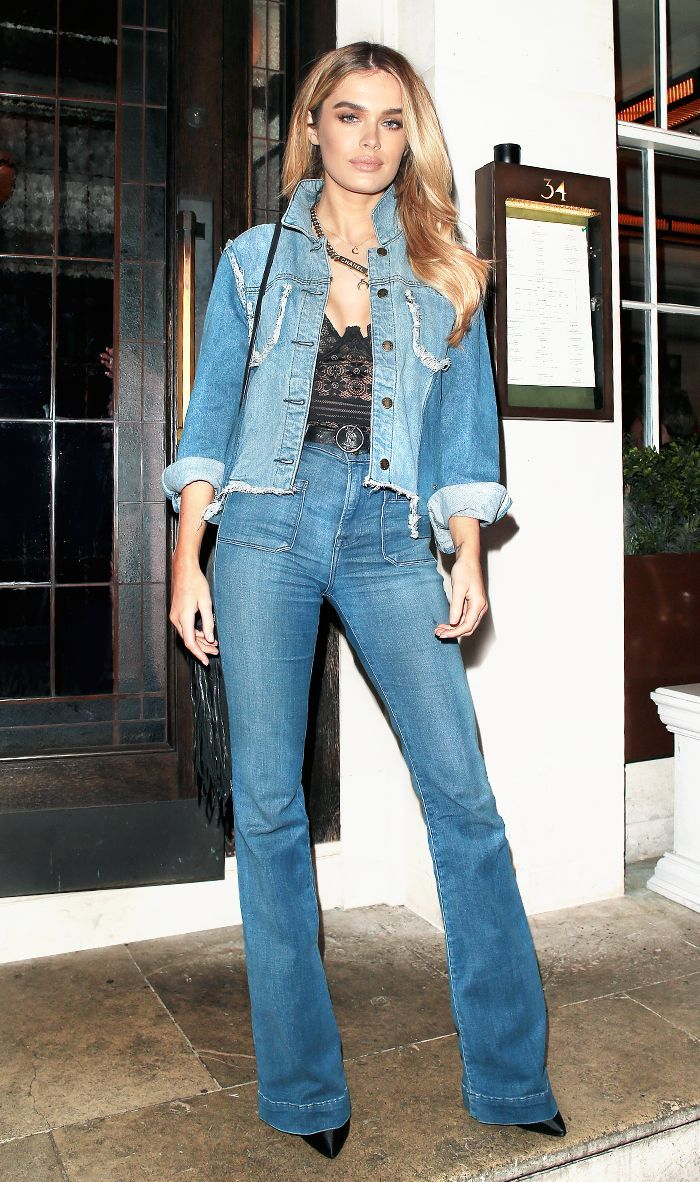 You Heard Right This 70s Denim Style Is Officially Back