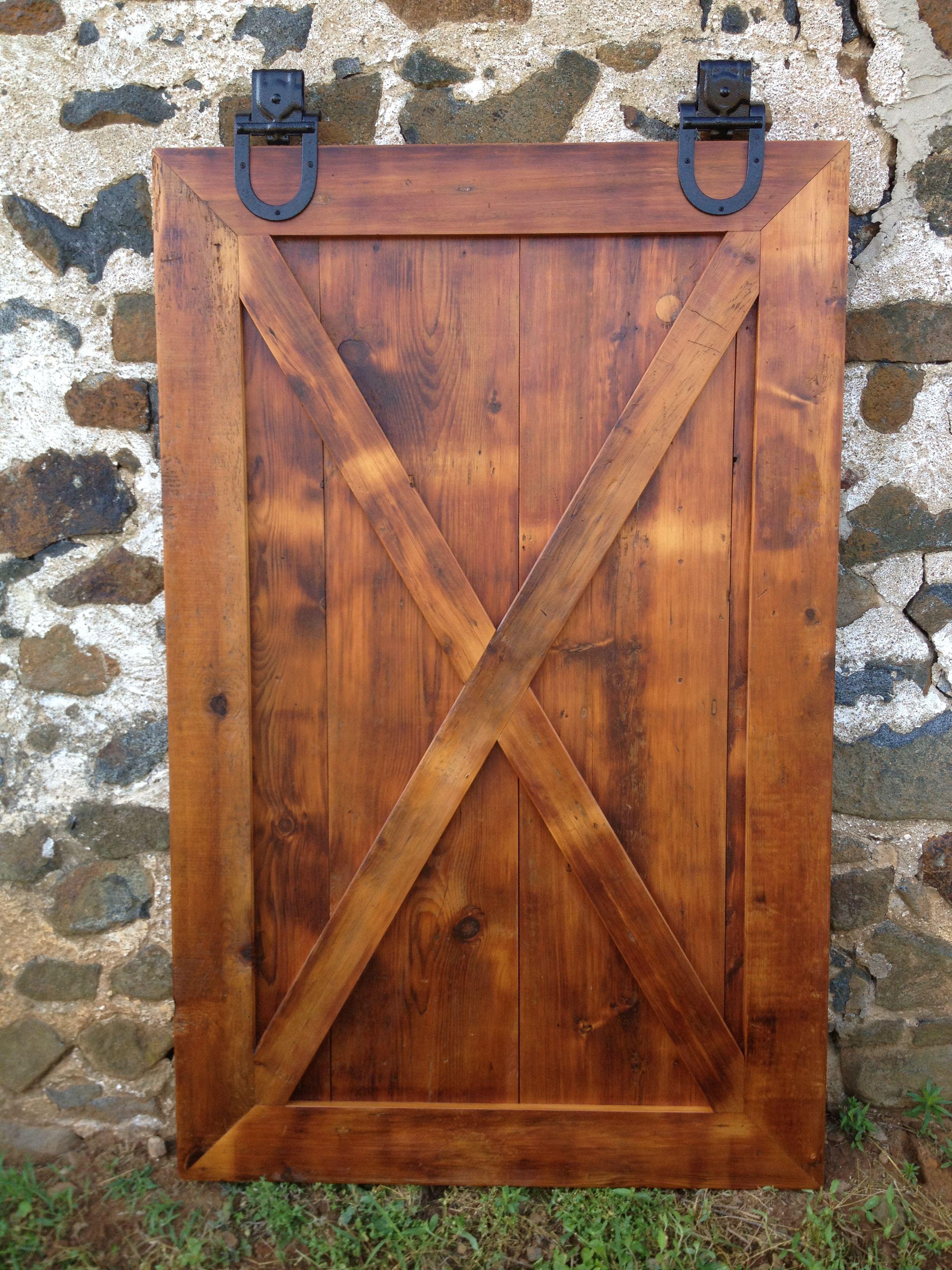 Furniture From The Barn Interior Wood Door