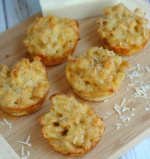 Tailgating Food Ideas: Mac and Cheese Bites #tailgatefood
