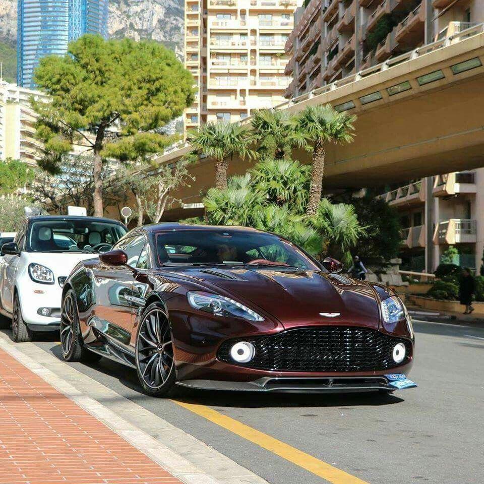Aston Martin Zagato #astonmartinrapide2017