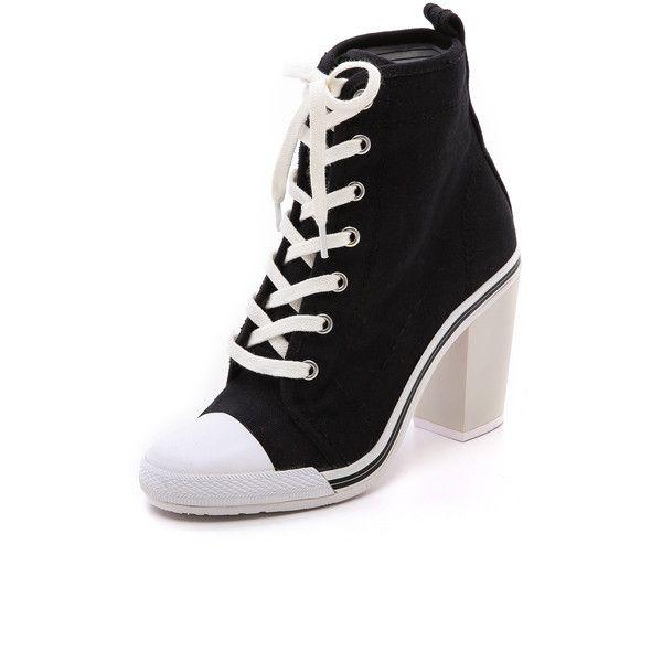 Sneaker heels, Sneakers, High heel sneakers