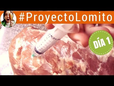 Cómo Hacer Lomo De Cerdo Curado Fiambre Casero Día 1 X2f Proyecto Lomito Paulina Cocina Youtube Lomo De Cerdo Lomo De Cerdo Ahumado