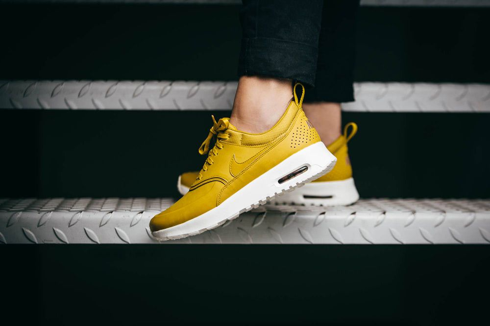 Nike Air Max Thea Yellow