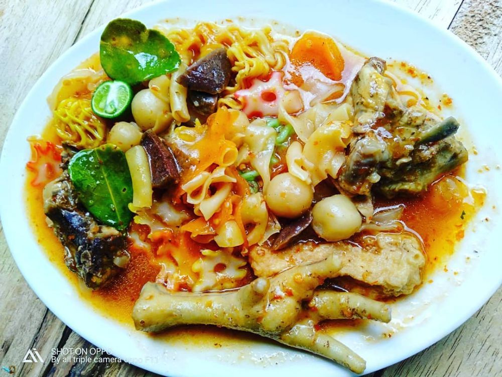 12 Resep Seblak Kuah Sederhana Instagram Masakan Simpel Resep Makanan Masakan