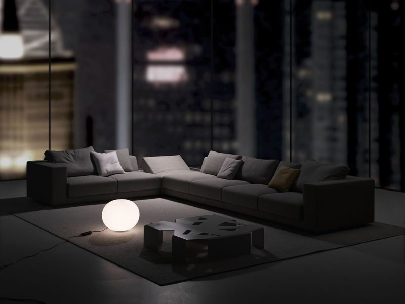 Диван Коллекция Sliding sofa by MDF Italia дизайн Bruno Fattorini