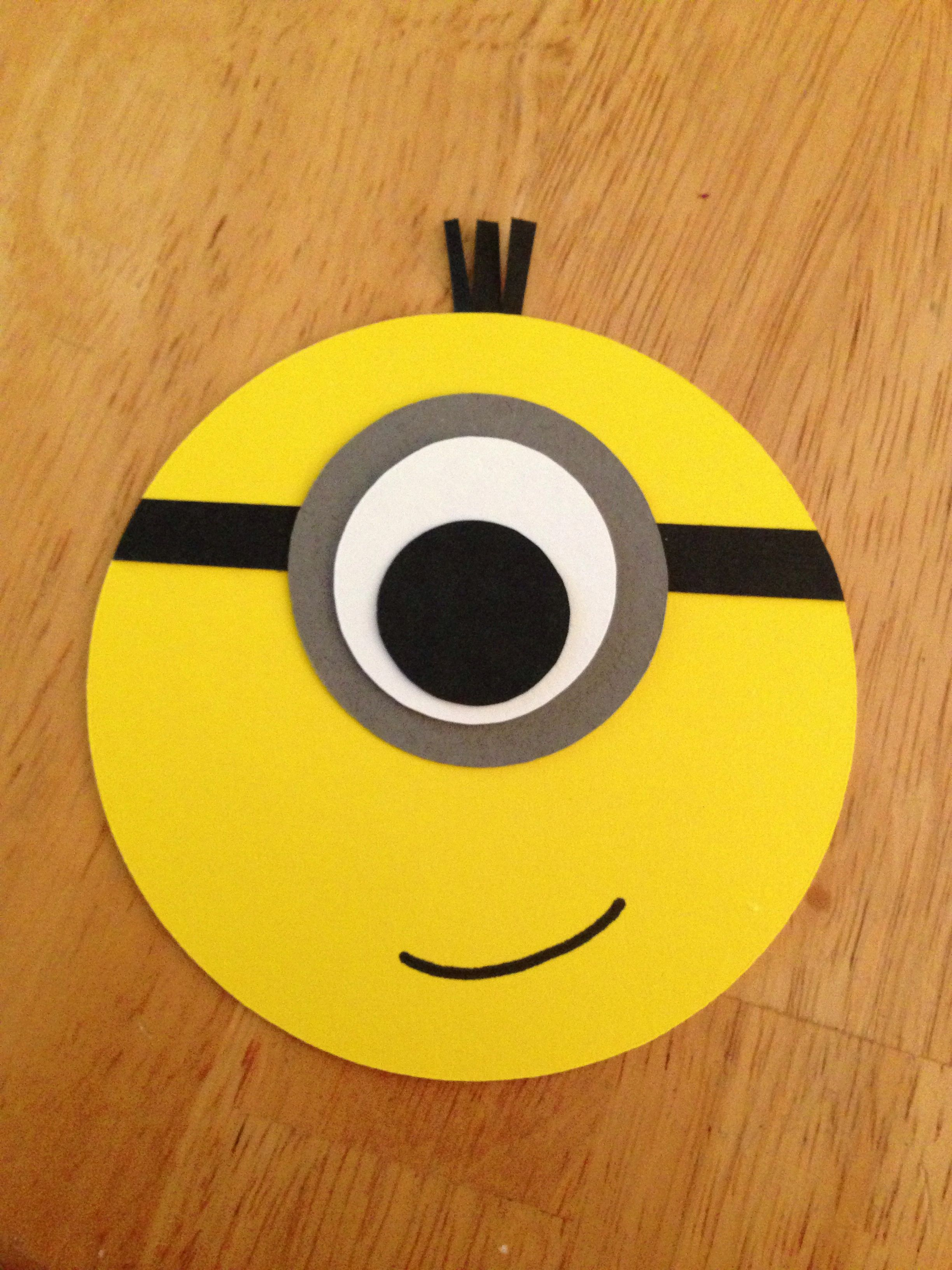 minion invitations and to think i almost was going to buy some ha