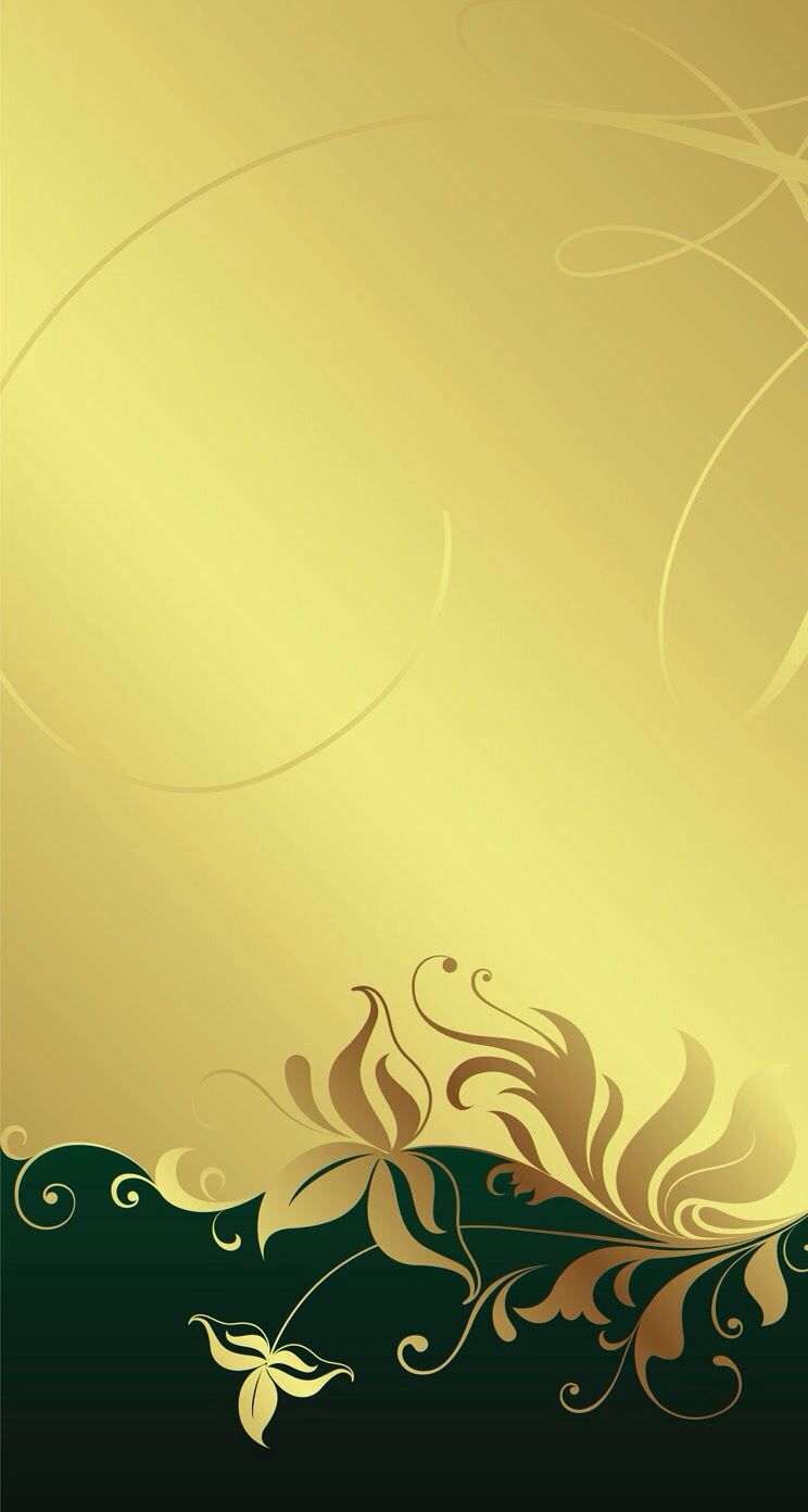 Gold Classical Background