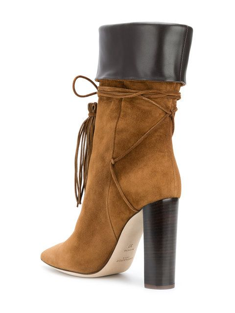 Tanger 105 boots - Brown Saint Laurent Low Cost Online Limited Edition Cheap Online Cheap Sale Pay With Visa Websites Cheap Price Manchester Great Sale Cheap Price yFZ7fK
