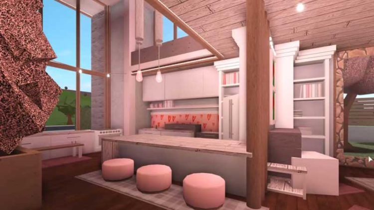 Four Bloxburg Living Room Ideas That Will Inspire You In 2021 Tiny House Layout Small House Design Plans Small House Design Living room ideas in bloxburg