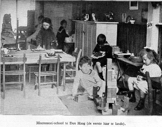 Maria Montessori First Came Up With Her Infamous Educational Method In 1907 A Low Income