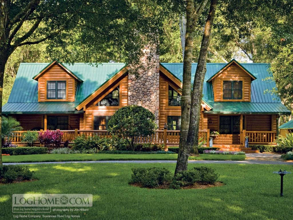 Luxury Log Homes Photos Log Home Lifestyle Desktop