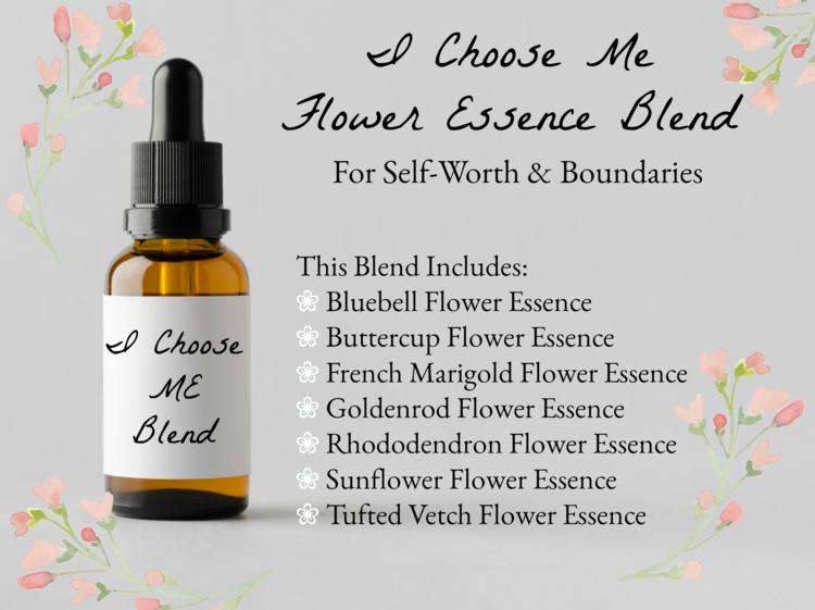 I Choose Me Self Worth Boundaries Flower Essence Blend Enchanted Living Spaces Bianca Mastrototaro Flower Essences Bach Flower Remedies Flower Essences Remedies