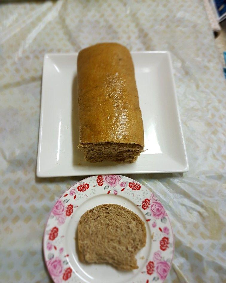 Whole Wheat Bread خبز التوست الاسمر الطري والصحي Cake