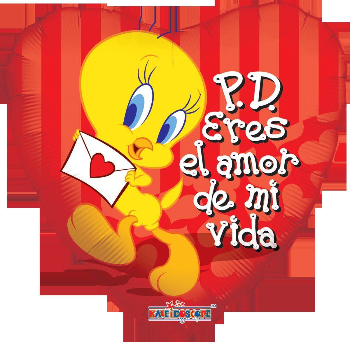 Looney Tunes Piolin Eres El Amor De Mi Vida 36 Amor De