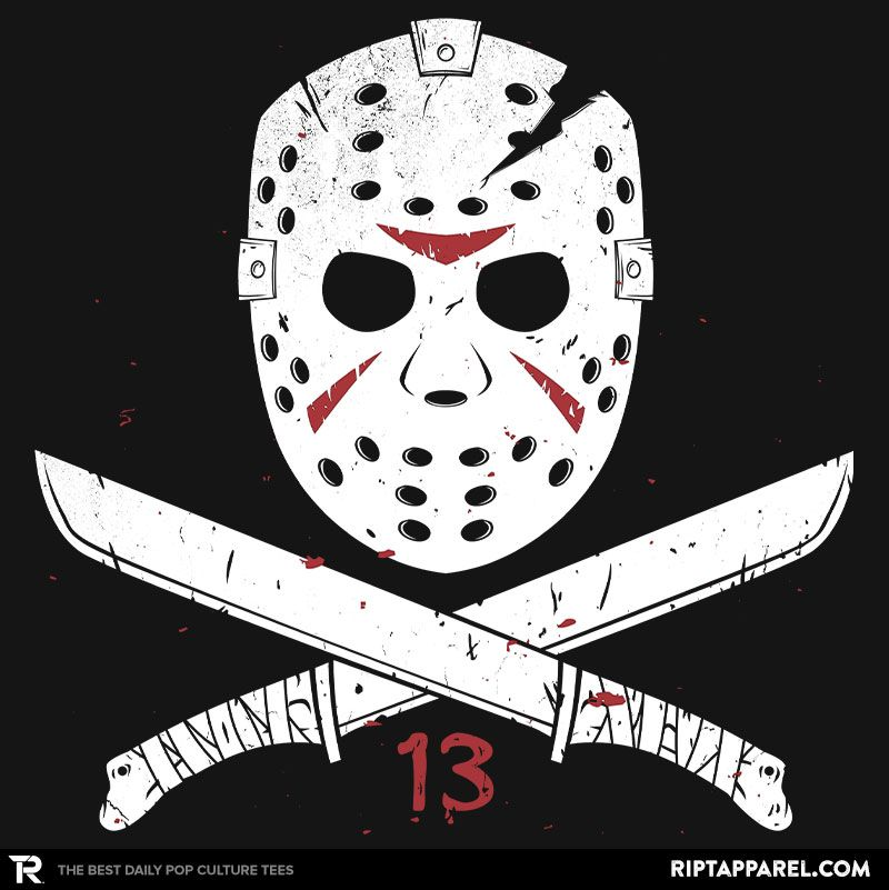 Jolly Voorhees By Blairjcampbell Available Today Only 4 14 15 At Ript Tatuaje De Jack Diseno Del Craneo Dibujos Cheveres