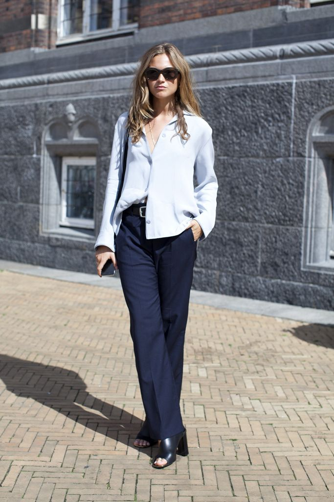 Out and about at Copenhagen Fashion Week | www.prettypetalsonline.com