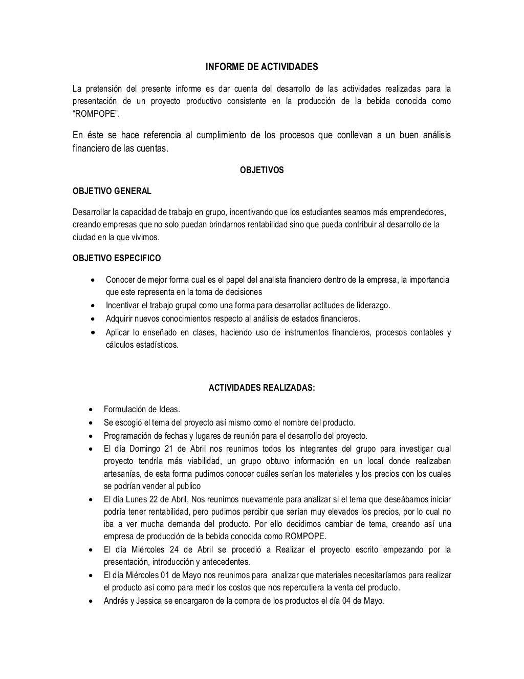 Encantador Informe Reanudar Analista Imágenes - Colección De ...