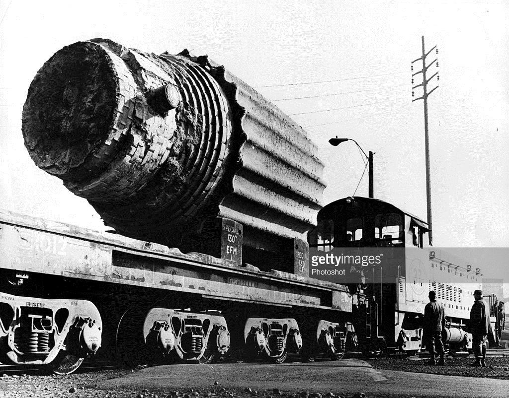 Largest Steel Polygonal Ingot for Forging ever in Bethlehem Steel ...