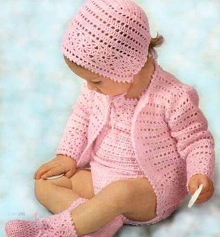 Patrones gratis de crochet para bebé | artesania casera | Pinterest ...