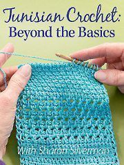Tunisian Crochet Basics - What You Need to Know to Get Started - Baby to Boomer Lifestyle #tunisiancrochet