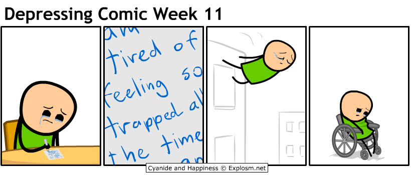 Explosm Net Cyanide Happiness Cyanide And Happiness Laughing So Hard